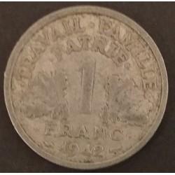 Coin France 1 Franc...