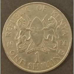 Coin Kenya 1 Shilling...