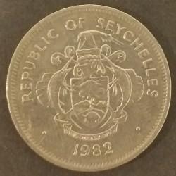 Coin Seychelles 1 Rupee 1982