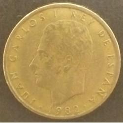 Coin Spain 100 Pesetas 1982